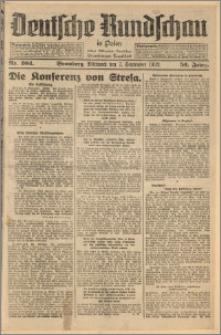 Deutsche Rundschau in Polen. J. 56, 1932, nr 204