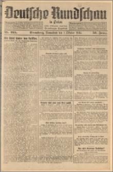 Deutsche Rundschau in Polen. J. 56, 1932, nr 225
