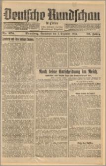 Deutsche Rundschau in Polen. J. 56, 1932, nr 278