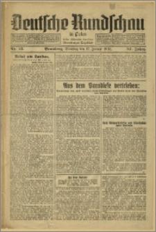 Deutsche Rundschau in Polen. J. 57, 1933, nr 13