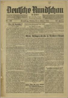 Deutsche Rundschau in Polen. J. 57, 1933, nr 29