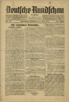 Deutsche Rundschau in Polen. J. 57, 1933, nr 67