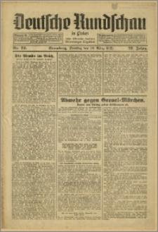Deutsche Rundschau in Polen. J. 57, 1933, nr 72