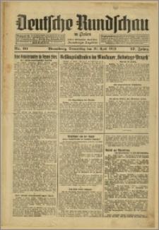 Deutsche Rundschau in Polen. J. 57, 1933, nr 90