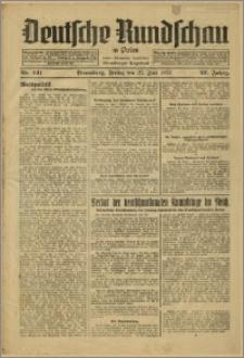 Deutsche Rundschau in Polen. J. 57, 1933, nr 141