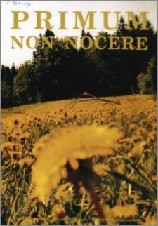 Primum Non Nocere 2004 nr 5