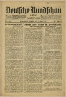 Deutsche Rundschau in Polen. J. 57, 1933, nr 167