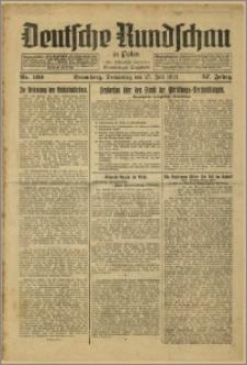Deutsche Rundschau in Polen. J. 57, 1933, nr 169