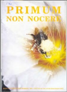 Primum Non Nocere 2004 nr 7-8