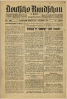 Deutsche Rundschau in Polen. J. 57, 1933, nr 201