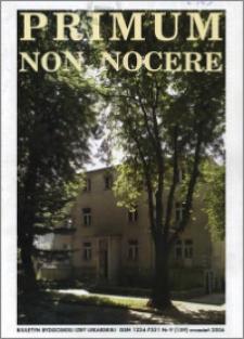 Primum Non Nocere 2004 nr 9