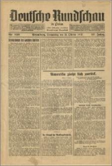 Deutsche Rundschau in Polen. J. 57, 1933, nr 240