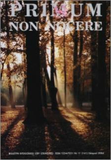 Primum Non Nocere 2004 nr 11
