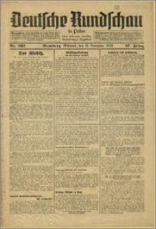 Deutsche Rundschau in Polen. J. 57, 1933, nr 262
