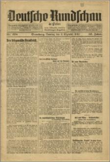 Deutsche Rundschau in Polen. J. 57, 1933, nr 278