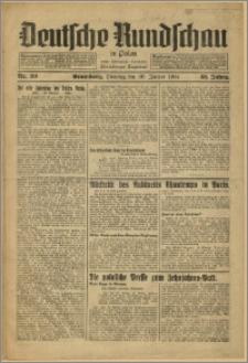 Deutsche Rundschau in Polen. J. 58, 1934, nr 23