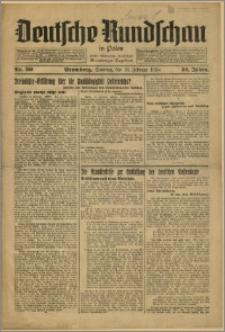 Deutsche Rundschau in Polen. J. 58, 1934, nr 39