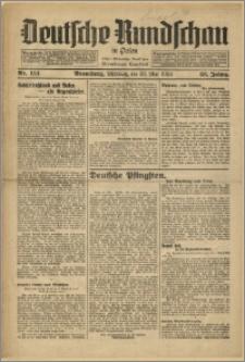 Deutsche Rundschau in Polen. J. 58, 1934, nr 114