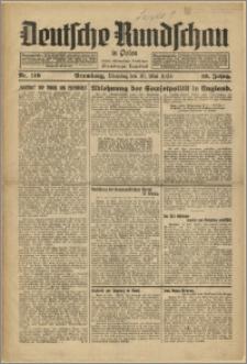 Deutsche Rundschau in Polen. J. 58, 1934, nr 119