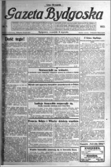 Gazeta Bydgoska 1923.01.11 R.2 nr 7