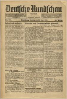 Deutsche Rundschau in Polen. J. 58, 1934, nr 135