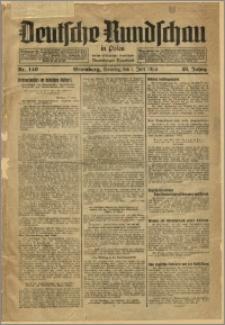 Deutsche Rundschau in Polen. J. 58, 1934, nr 146