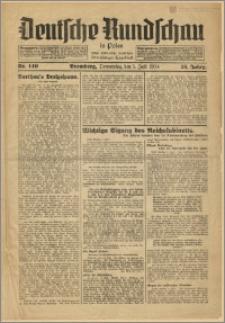 Deutsche Rundschau in Polen. J. 58, 1934, nr 149