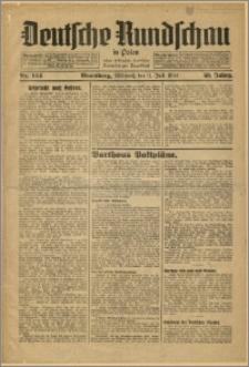 Deutsche Rundschau in Polen. J. 58, 1934, nr 154