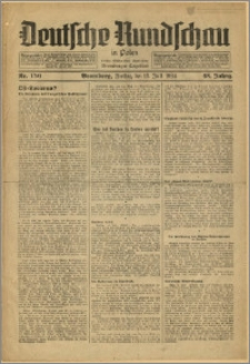 Deutsche Rundschau in Polen. J. 58, 1934, nr 156