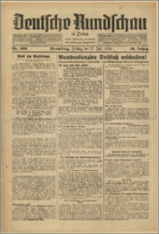 Deutsche Rundschau in Polen. J. 58, 1934, nr 168