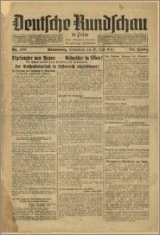 Deutsche Rundschau in Polen. J. 58, 1934, nr 169
