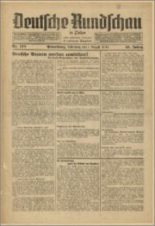 Deutsche Rundschau in Polen. J. 58, 1934, nr 172