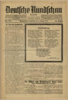 Deutsche Rundschau in Polen. J. 58, 1934, nr 175