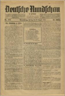 Deutsche Rundschau in Polen. J. 58, 1934, nr 180