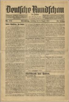 Deutsche Rundschau in Polen. J. 58, 1934, nr 182