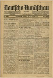 Deutsche Rundschau in Polen. J. 58, 1934, nr 184