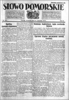 Słowo Pomorskie 1921.09.04 R.1 nr 201