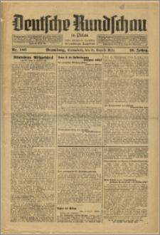 Deutsche Rundschau in Polen. J. 58, 1934, nr 186