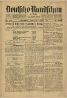 Deutsche Rundschau in Polen. J. 58, 1934, nr 188