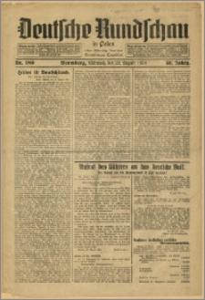 Deutsche Rundschau in Polen. J. 58, 1934, nr 189