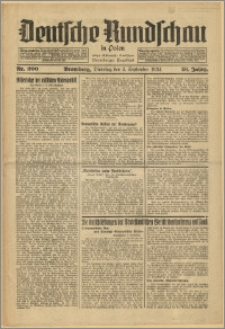 Deutsche Rundschau in Polen. J. 58, 1934, nr 200