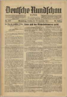 Deutsche Rundschau in Polen. J. 58, 1934, nr 217