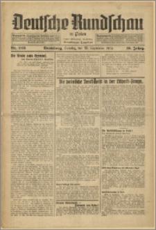 Deutsche Rundschau in Polen. J. 58, 1934, nr 223
