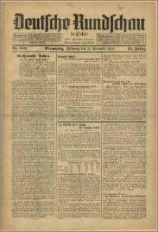 Deutsche Rundschau in Polen. J. 58, 1934, nr 266