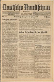 Deutsche Rundschau in Polen. J. 59, 1935, nr 44