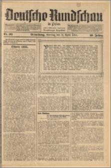 Deutsche Rundschau in Polen. J. 59, 1935, nr 93
