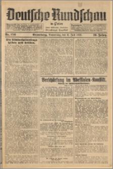 Deutsche Rundschau in Polen. J. 59, 1935, nr 156