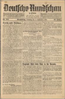 Deutsche Rundschau in Polen. J. 59, 1935, nr 201