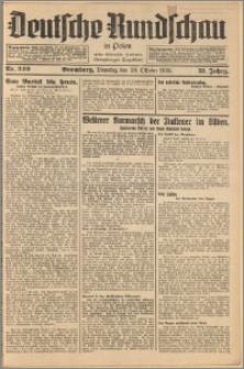 Deutsche Rundschau in Polen. J. 59, 1935, nr 249
