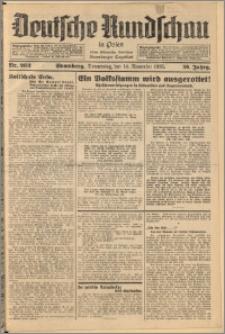 Deutsche Rundschau in Polen. J. 59, 1935, nr 262